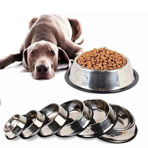 SUPREPET Stainless Steel Non-Slip Feeding Bowl
