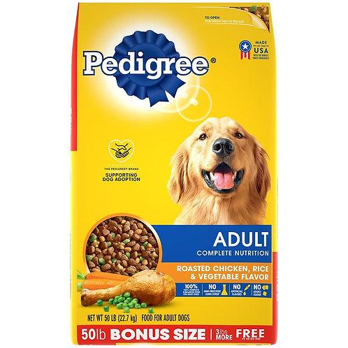 Pedigree Complete Nutrition Adult Dry Dog Food Grilled Steak & Vegetable Flavor