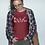 Thumbnail: Love Farm Shirt Western Cowgirl Tshirt