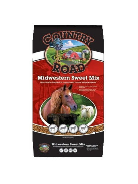 Country Road Midwestern Sweet Mix 50lb.