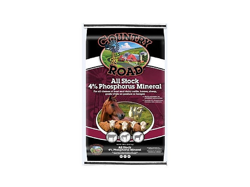 Country Road All Stock 4% Phos Mineral