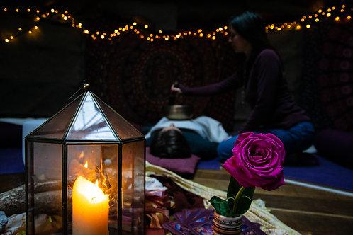 Yoga & Sound Healing Retreat 15th - 19th March 2021 (4 Nights/Midweek)