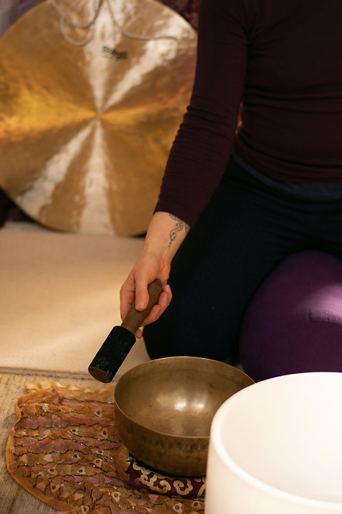 Yoga & Sound Healing Retreat 13th - 17th September (4Nights/Midweek)