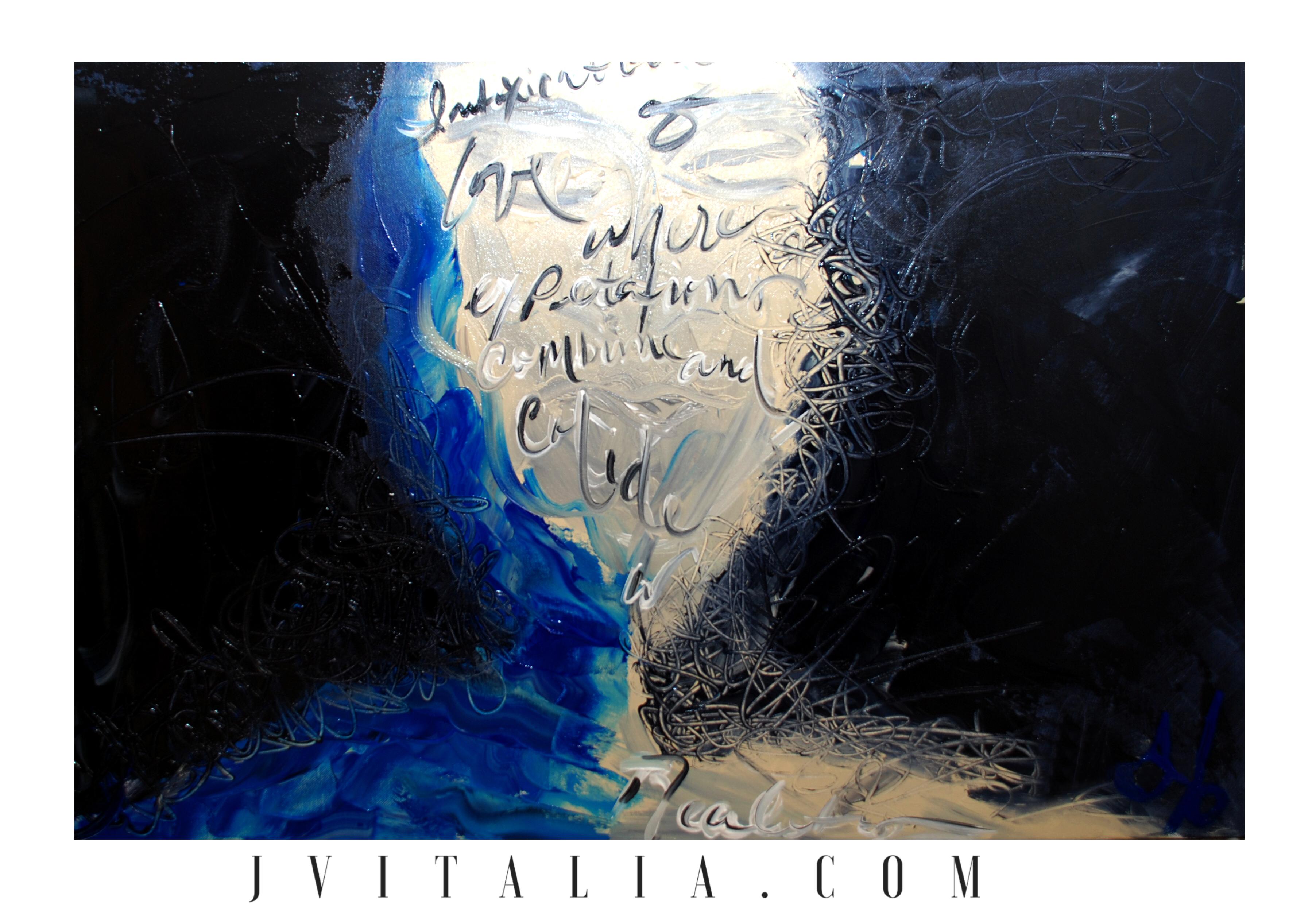 Jennifer Vitalia _ Artist Painting