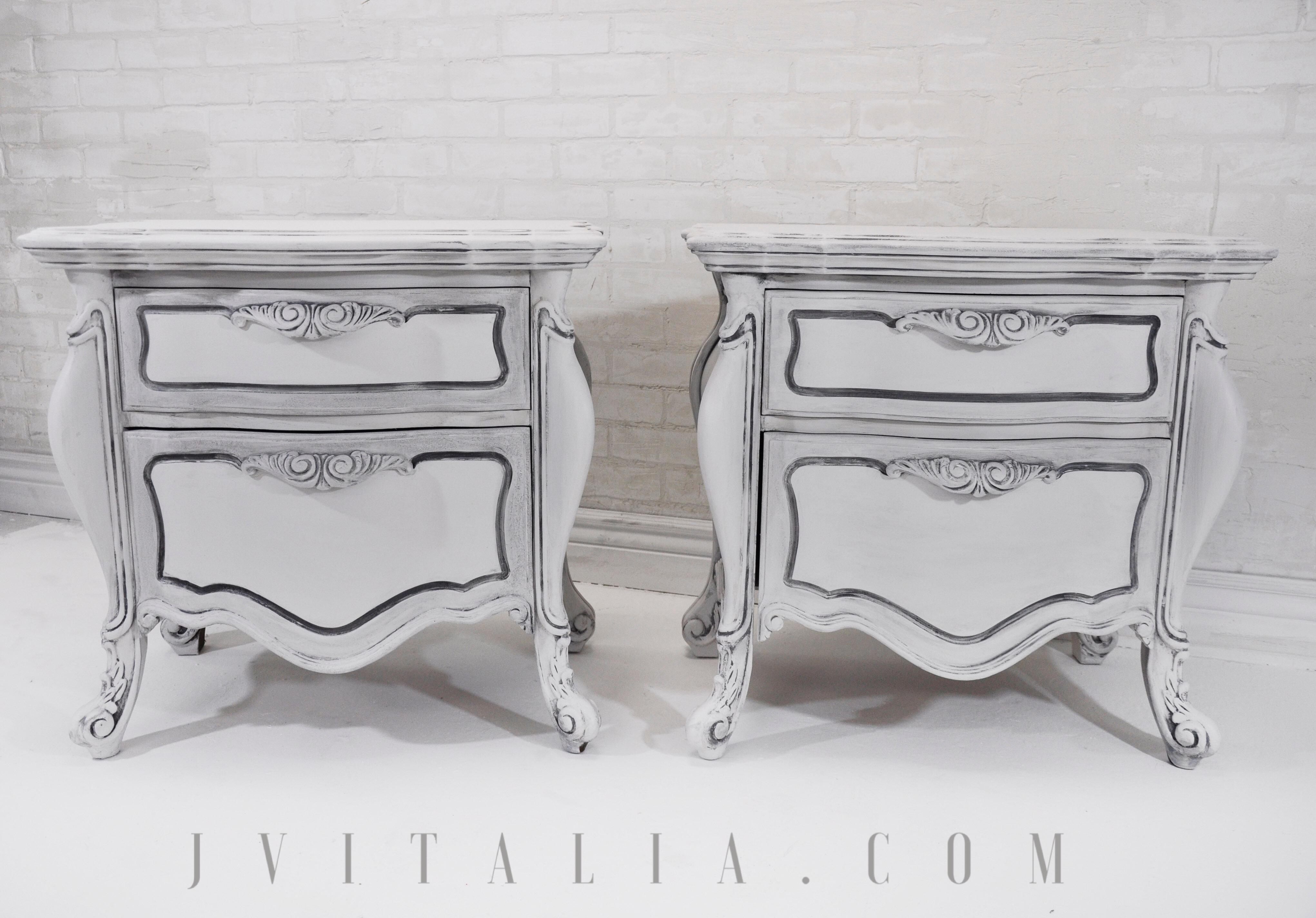 rococo nightstands jennifer vitalia