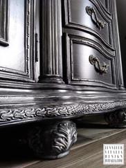 zinc dresser Jennifer Vitalia Design