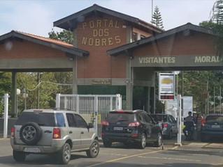 Ladrões invadem condomínio e roubam casa em Ipeúna