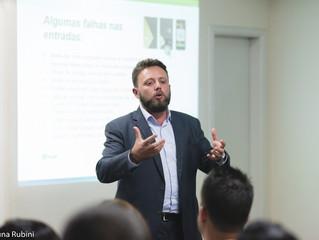 kiper e JCR Brasil promovem palestra para síndicos e apresentam a tecnologia da portaria remota