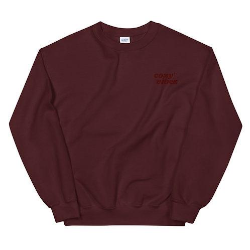 Cozy Vibes Unisex Sweatshirt