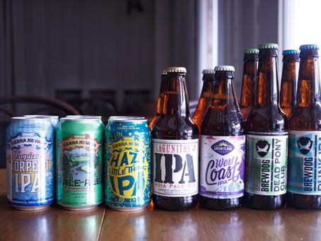 週末クラフトビール×キッシュ