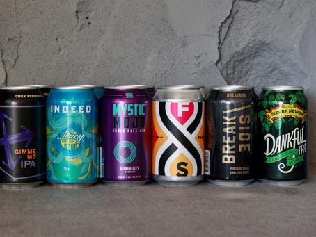 Craft Beer Lineup