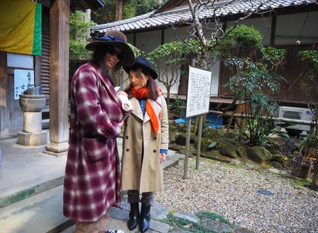 奈良宝山寺へ