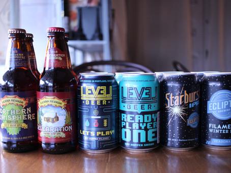 冬限定のクラフトビール