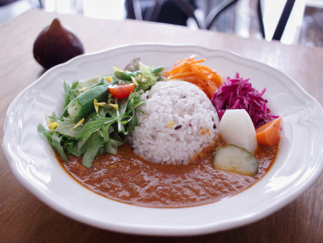 New spice curry