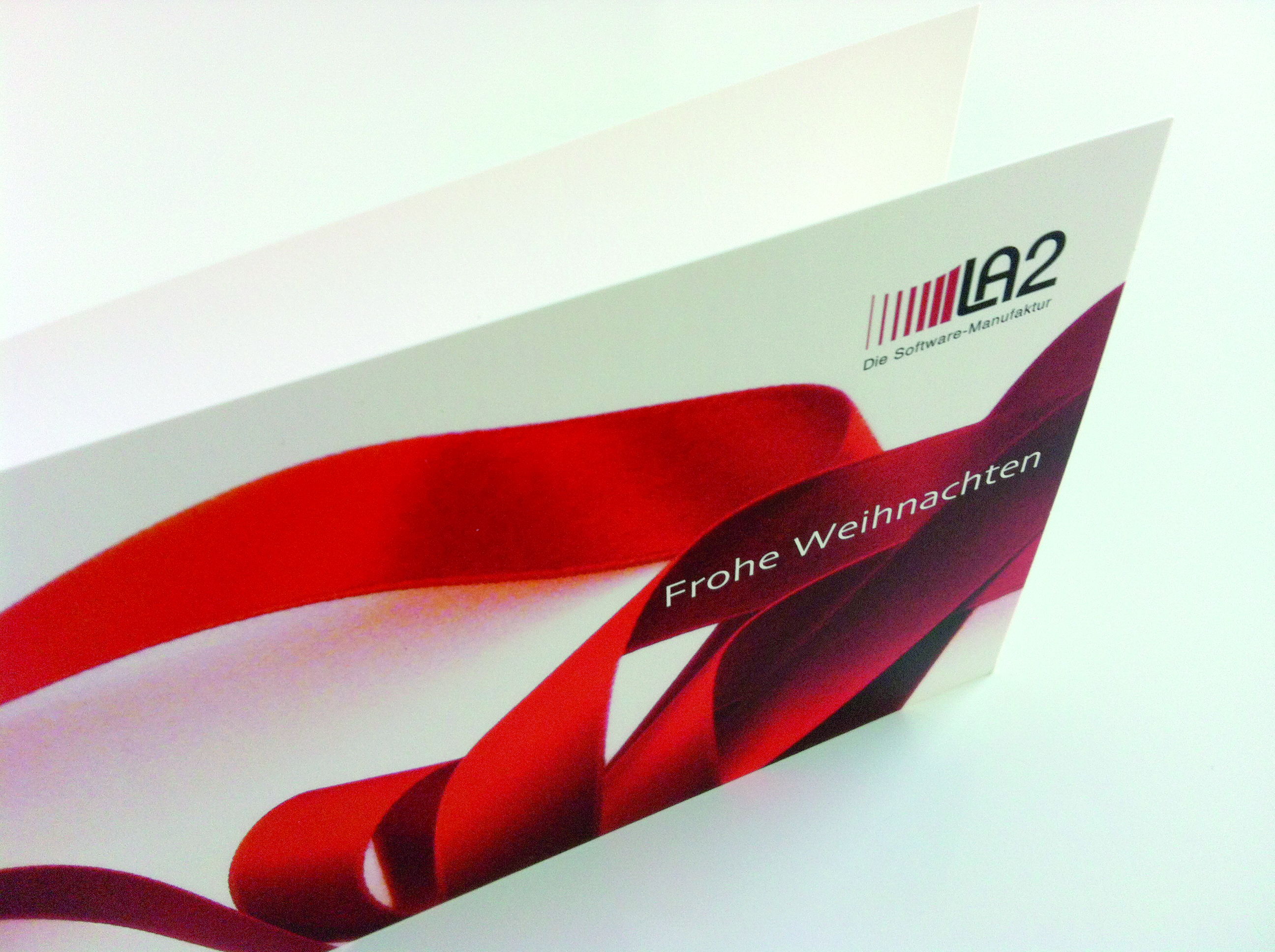 LA2 - Weihnachtskarte 2010