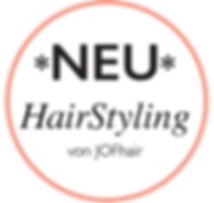 Neu in Erlangen - Hairstylings von JOFhair