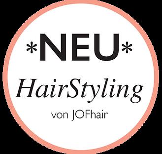Neu in Erlangen - Hairstylings von JOFhair