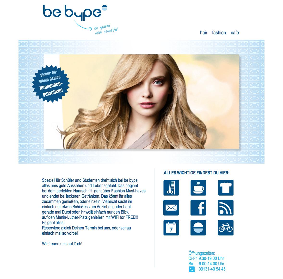 be bype Website