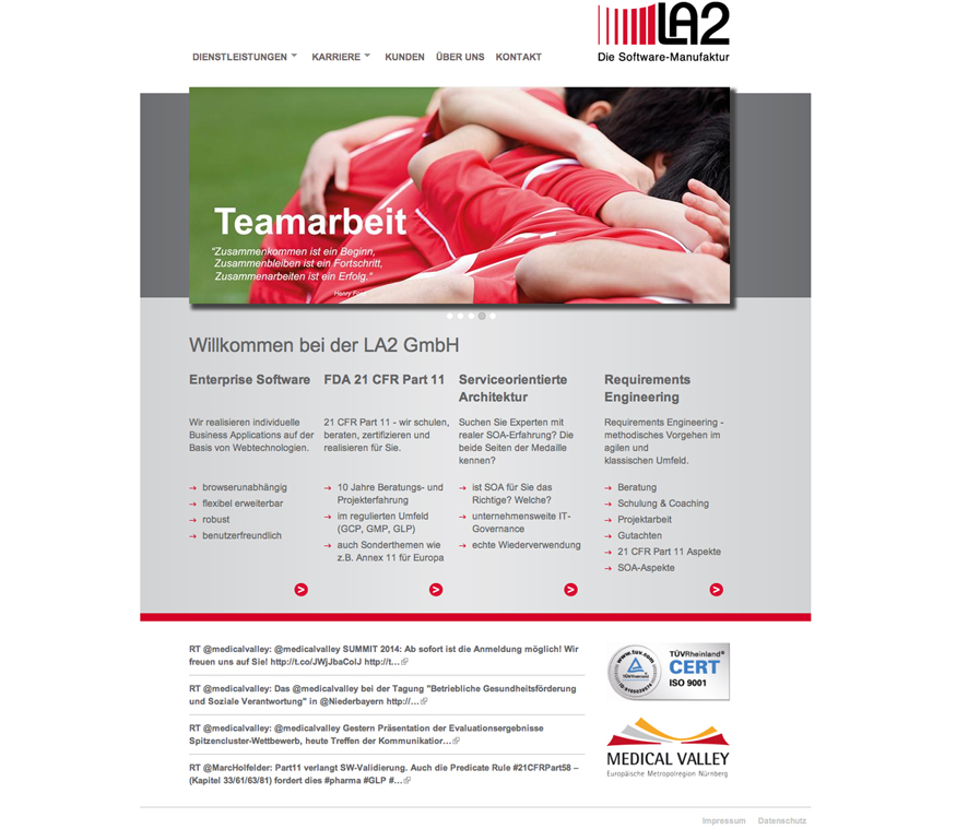 LA2-Website