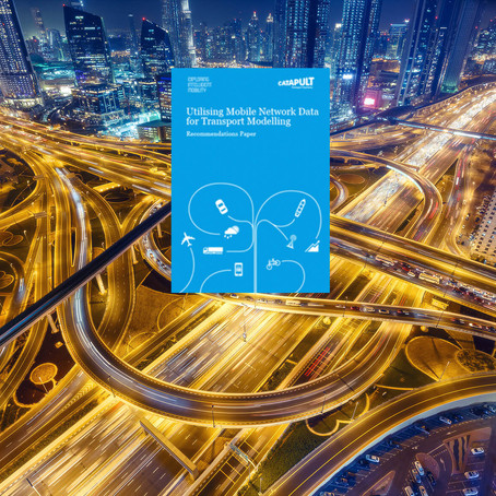 Citi Logik works with Department of Transport Systems Catapult on MND Recommendations Paper