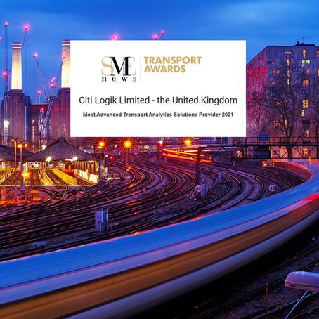 Most Advanced Transport Analytics Solutions Provider 2021