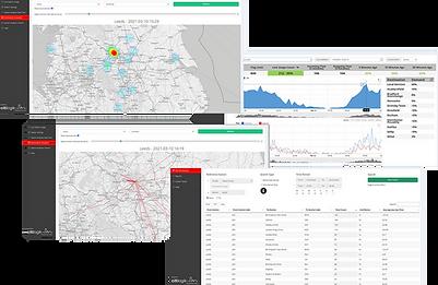railanalytics screenshots
