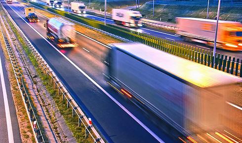 Analytics for HGV transport