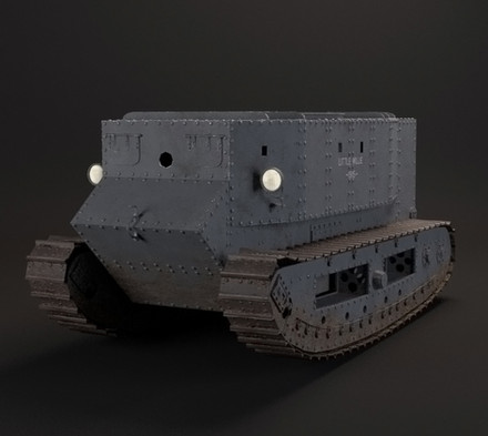 Little Willie Tank