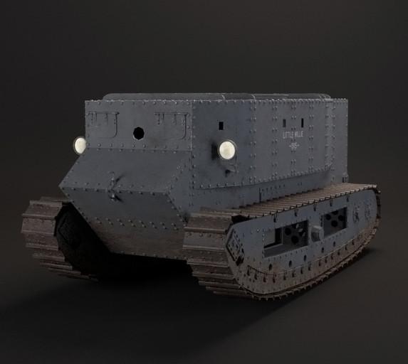 Little Willie Tank