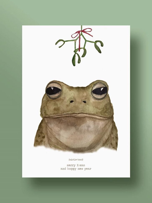 Mistle-toad