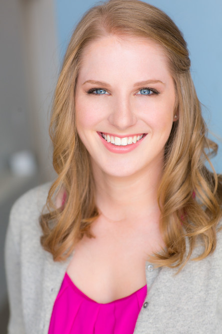 Jayme Mantos Headshot