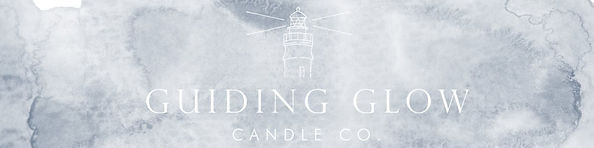 Guiding Glow Candle Co. Header Logo