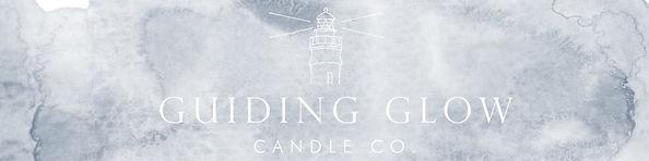 Guiding Glow Candle Co. Header Logo