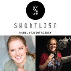 Signed with Shortlist Talent for VO!