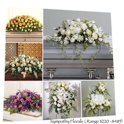 Florals $ 220 - $ 485