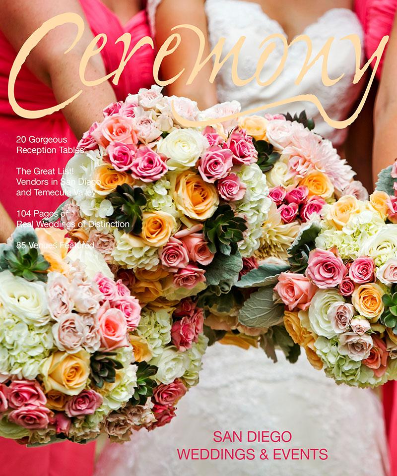 Ceremony Cover 2014