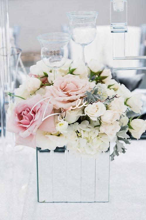 MirrorSquare Vase