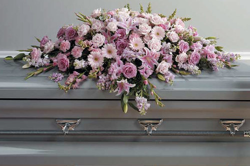 Casket Spray $ 350.00