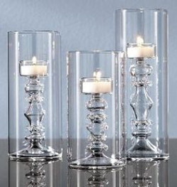 Cylinder Dome Candle stands