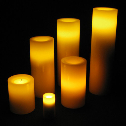 LED Candles Rental