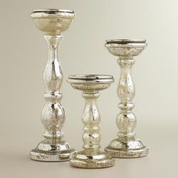 mercury candle stands