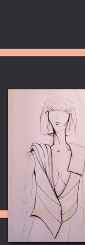 Fashion Illustration - Hand Sketches