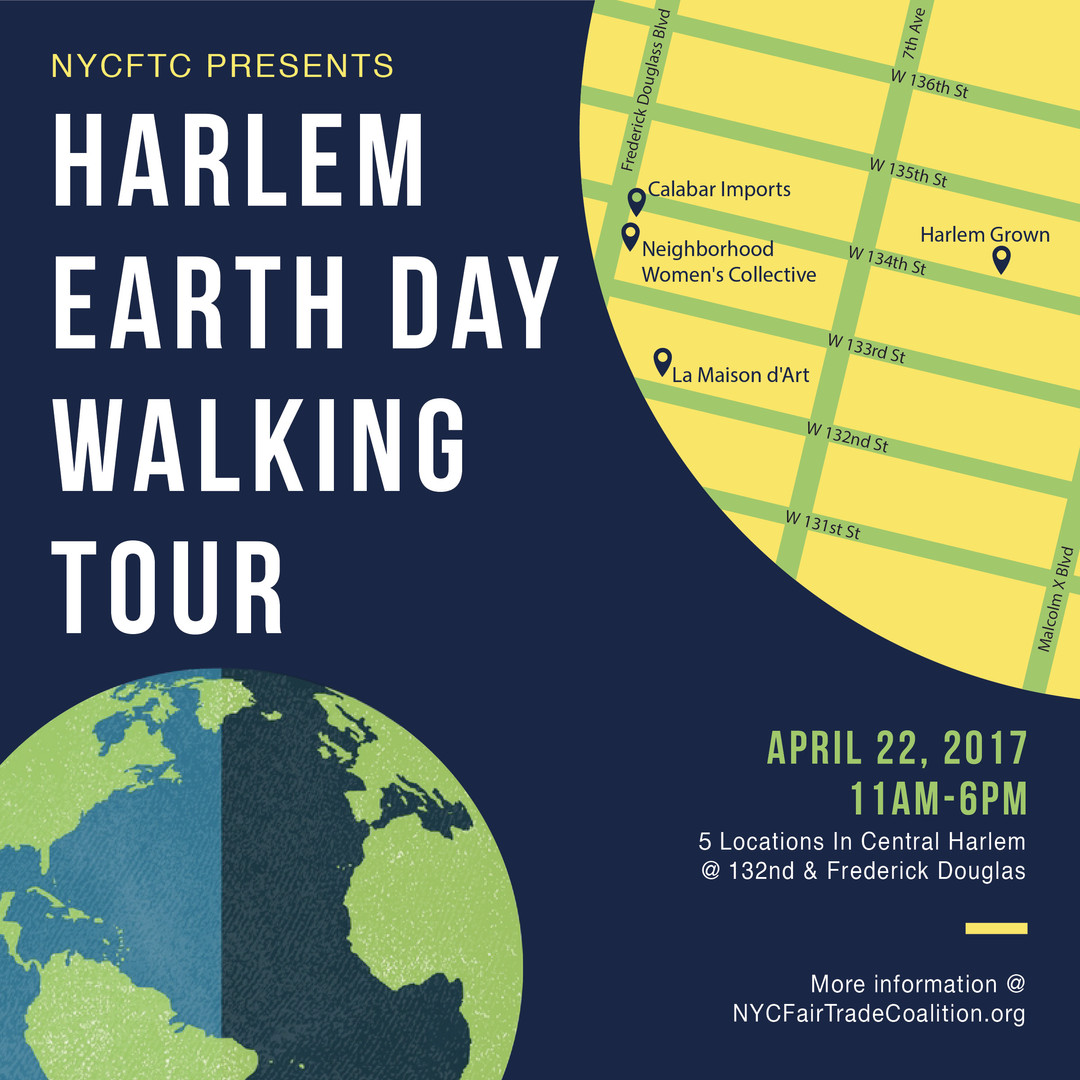 NYCFTC walking tour map for social media