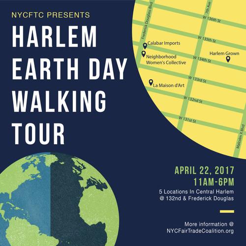 NYCFTC walking tour map for social media