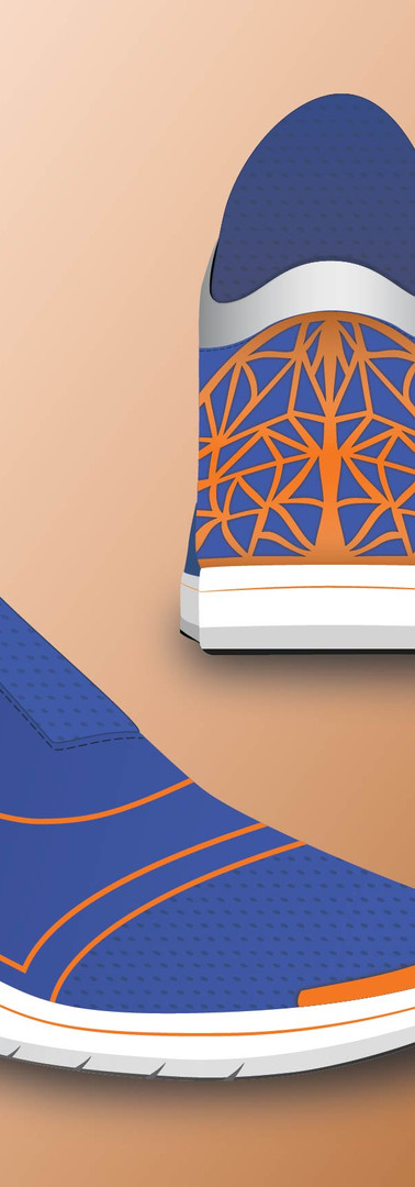 Concept Althetic Shoe Design