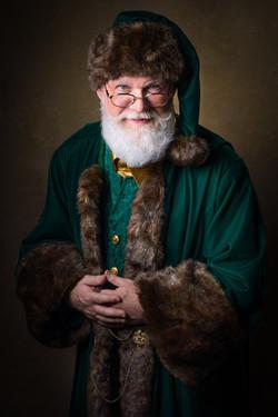 Santa For The Mountains