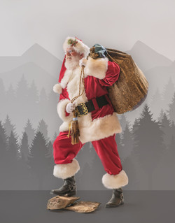 Santa For The Mountains!
