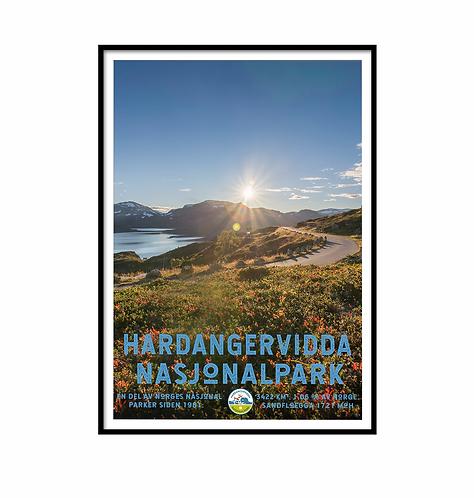 HARDANGERVIDDA NASJONALPARK I