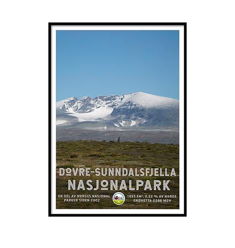 DOVREFJELL-SUNNDALSFJELLA NASJONALPARK IV