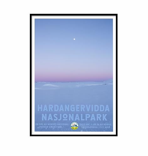 HARDANGERVIDDA NASJONALPARK VI